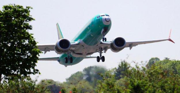 Après l'Interdiction de vol pour Boeing 737 Max: Pas de Travaux en Avril