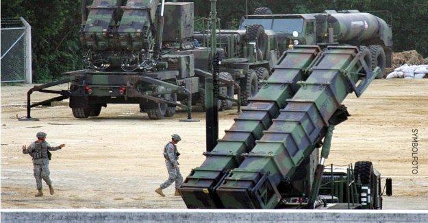 Atom Conflit s'intensifie: états-UNIS, de la pose de Missiles Patriot en Direction de l'Iran