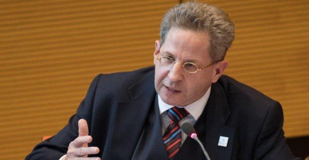 Au sein de la CDU-Groupe: Maaßen met en garde contre ISIS Enfants