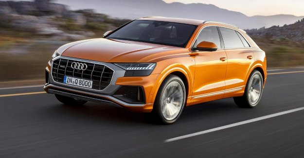 Audi Q8: le Test Rover, Prix, Avis