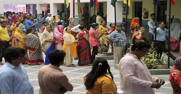 Avant-dernier Tour en Inde - Vue