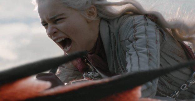 Avant le «Game of Thrones»de la Finale: les Fans demandent à nouveau Scénario - Vue