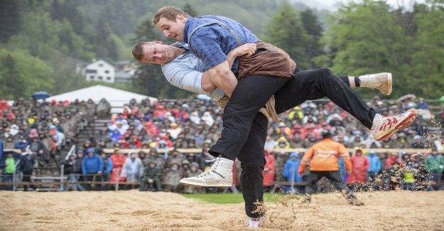 Balancer: Pirmin Reichmuth est effrayant – deuxième Victoire de Vue