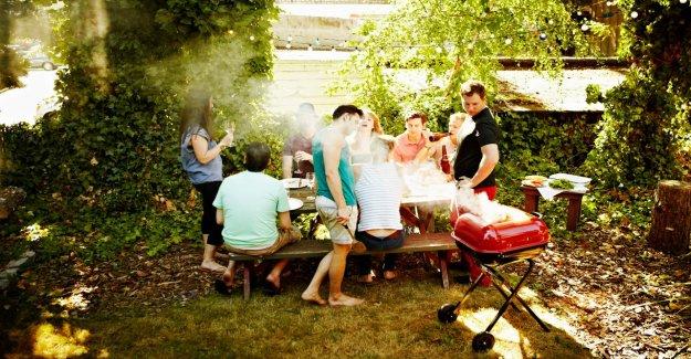 Barbecue en Vacances: Europe-suivant Index de l'Istrie jusqu'à l'île d'Usedom.