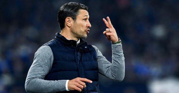 Bayern Munich: IMAGE en dit, c'est comme avec Niko Kovac continue