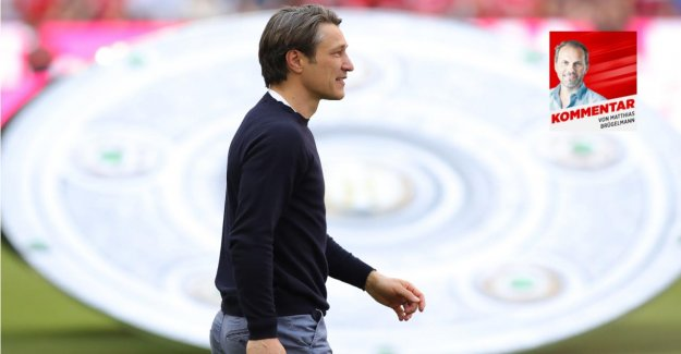 Bayern Munich: l'IMAGE et le Commentaire des Cas, Niko Kovac