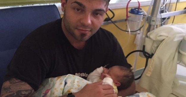 Bébé à partir du deuxième Étage jeté: 15 Ans de Prison pour Killer-Père