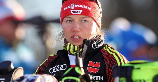 Biathlon: Laura Dahlmeier annonce de Carrière-Fin avec seulement 25 Ans