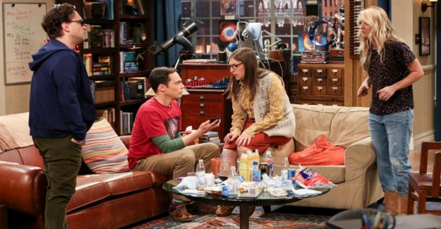 Big Bang Theory: Femmes avec un grand Bruit et un invité surprise