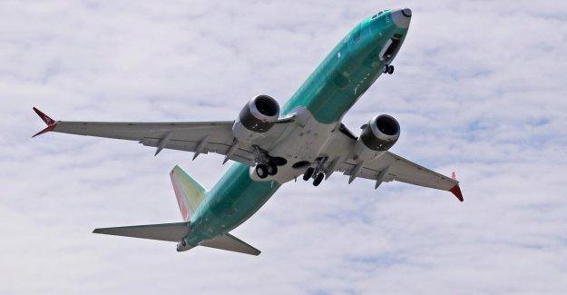 Boeing: Mise à jour pour Todesflieger 737-Max est terminé