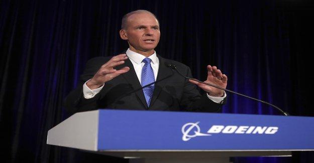 Boeing répandue de l'Optimisme pour le 737-MAX - Vue