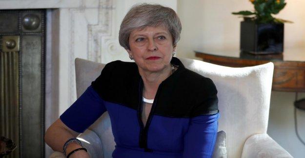 Brexit: Theresa May veut à la chambre des communes le 4. Une fois sur la Sortie de l'UE vote
