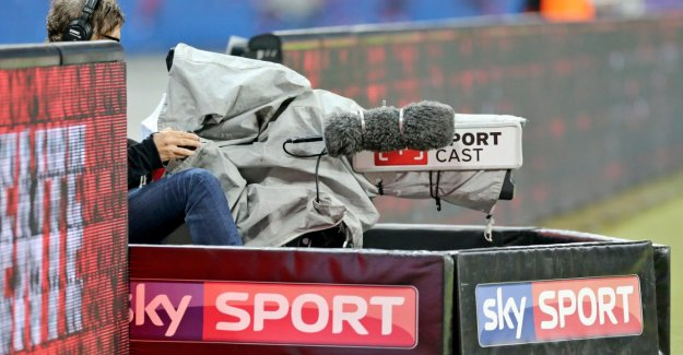 Bundesliga-Droits TV: En Bundesliga, à partir de 2021, ni dans la partie de football débute?
