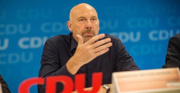 CDU Candidat Meyer-Chaque: Mon 100 Jours-Plan