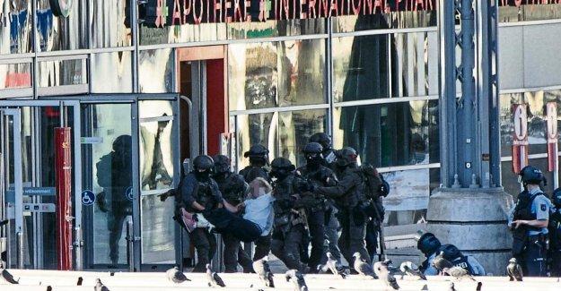 Cologne: des preneurs d'otage de la Gare est livré dans Neuro-Clinique
