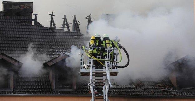 Dans Neunkirchen: Cadavre pour le chauffage Domestique découvert