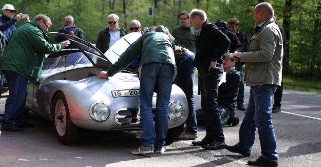Dessau-Roßlau: Diesel Panne s'arrête Record de la flèche d'argent