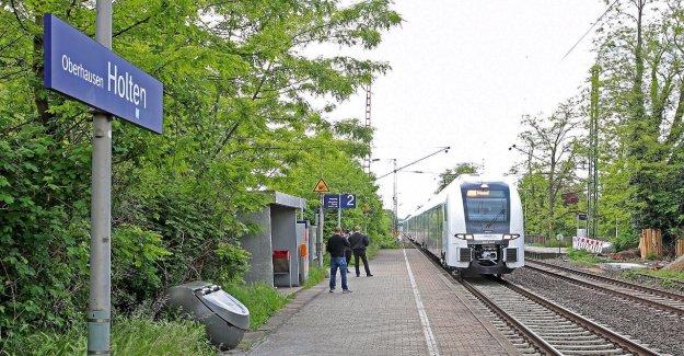 Deutsche Bahn s'enfonce dans la Construction du Chaos: RRX peut Gares pas démarrer