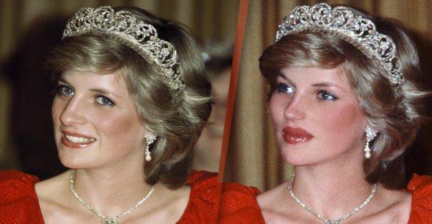 Diana: Comment la Beauté et du bien-OP ressemblerait