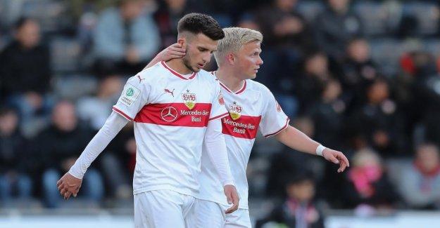 Double salue de la main, de la Ligue de mort, Perd le VfB ses meilleurs Talents?
