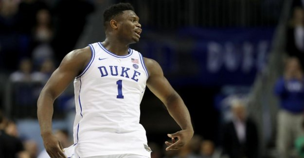 Dukes Sion Williamson: Cette NBA, le Club reçoit le Monstre de Talent