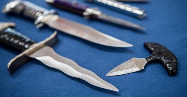 Durcissement de la Loi sur les armes: Länder de planifier Couteau-Interdiction