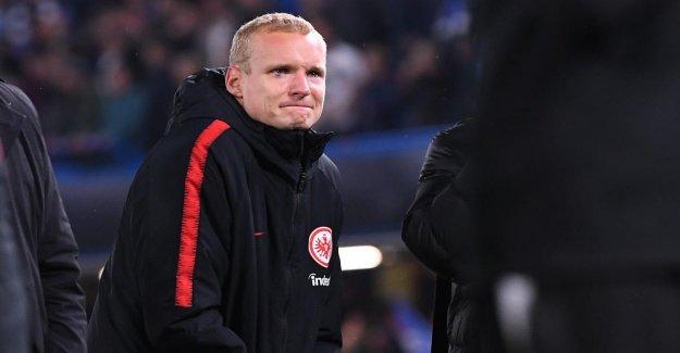 Eintracht Francfort: Rode menace de Carrière-Fin