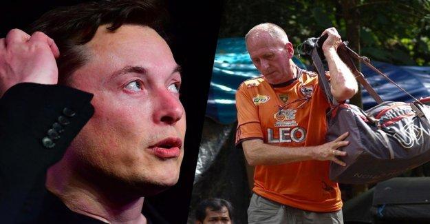 Elon Musk a appelé Grottes-Sauveur pédophile – maintenant, il faut devant le Tribunal
