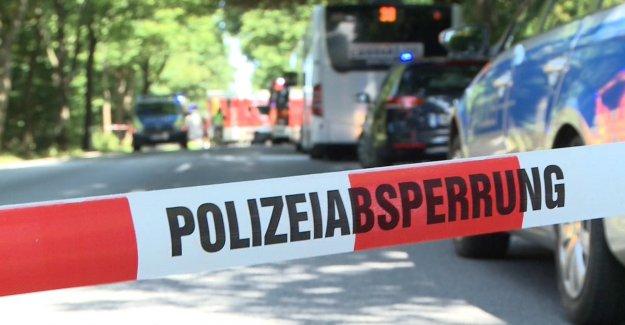 En Allemagne, trois Morts avec des Flèches dans le Corps découvert
