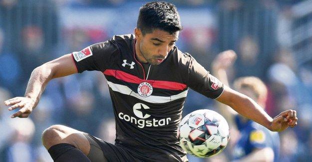 FC St Pauli: Sami Allagui chemin! Vient Borys Tashchy?