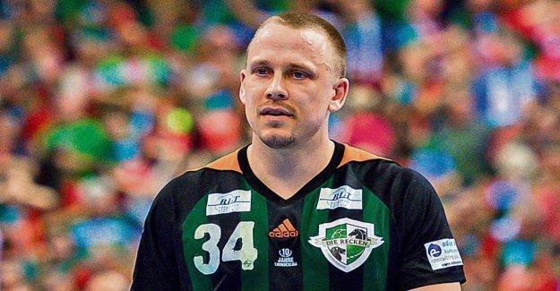 Fin de l'alerte en Handball-Star: Morten Olsen sortir de la Clinique