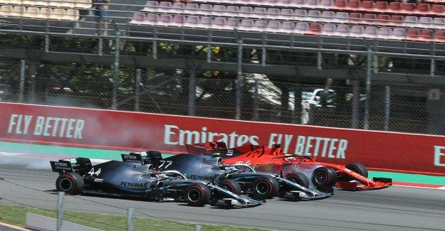 Formule 1: Menace de Mercedes à Monaco, une Faillite? - Vue