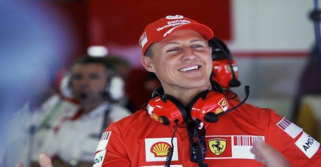 Formule 1: Schumacher vient au Cinéma - Vue
