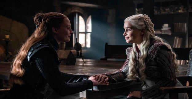Game of Thrones-Stars: Pourquoi Sansa déjà Daenerys a trahi