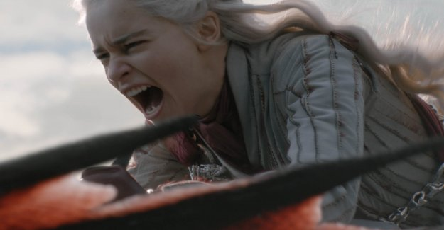 «Game of Thrones»-demi-Finale: Problème pour les Enfants du nom de Daenerys