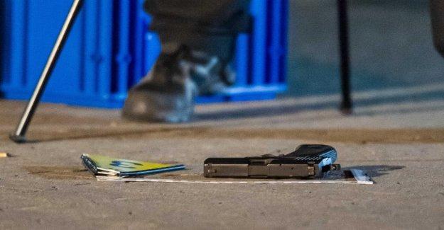 Gotha: un Policier avec sa propre Arme abattu Tireur d'élite Délinquants