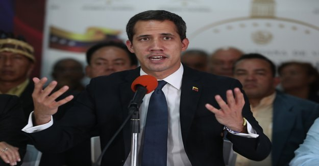 Guaidó: Pas de négociations Secrètes à Oslo en Vue