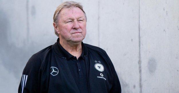 Hambourg SV: Horst Hrubesch attend avec son HSV à partir de