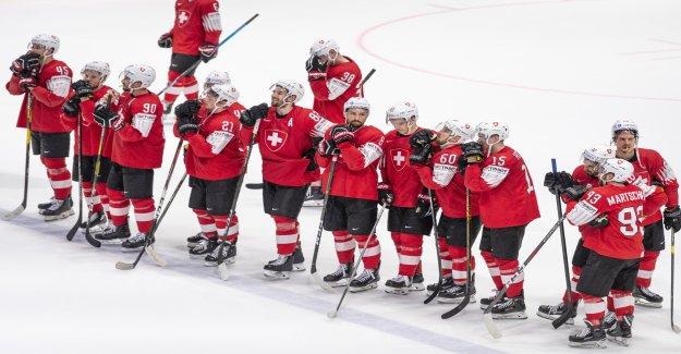 Hockey sur glace-championnats du monde: Ce sont les championnats du monde de Témoignages de la Nati - Vue