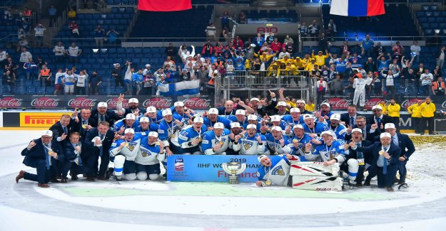 Hockey sur glace-championnats du monde: la Finlande est un Champion du monde – tout-ce juste une Coïncidence? - Vue