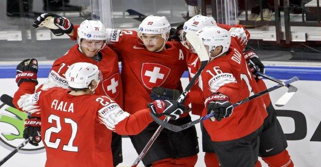 Hockey sur glace-coupe du monde 2019: Plateau de jeu, des Groupes et des Live-Ticker Vue