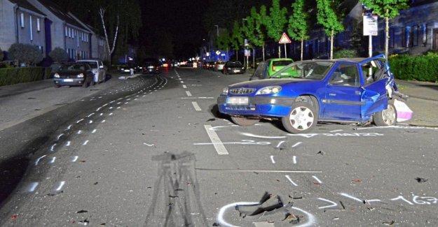 Illégal de courses de voitures dans Moers: de Nouveaux Détails