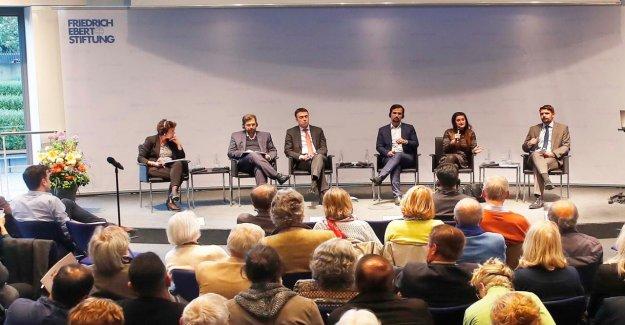 Iran-Accord: le Scandale de la rencontre au SPD-moyen-Ebert-Stiftung