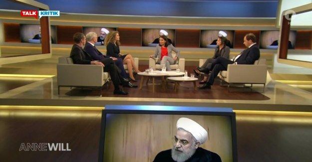 Iran-Talk, Anne Veut Expert: les Mollahs sont un Danger pour l'Europe et Israël