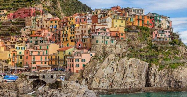 Carte Italie Ligurie.Italie Nostalgie La Ligurie Est Plus Colore Que Chaque Carte