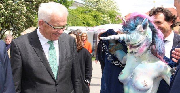 Kretschmann à Nu-Licorne: Nous sommes dans une Société libre