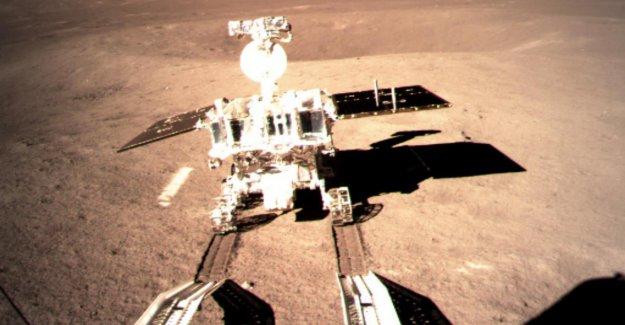 La chine parviennent sur la Lune, la prochaine Étape pour l'Espace de Pouvoir, grâce à Yutu-2