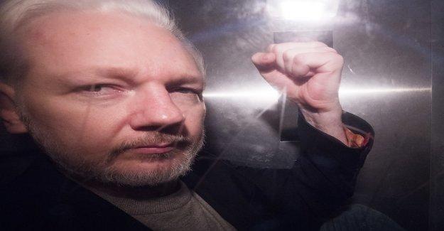 La justice de déterminer à nouveau contre Assange - Vue