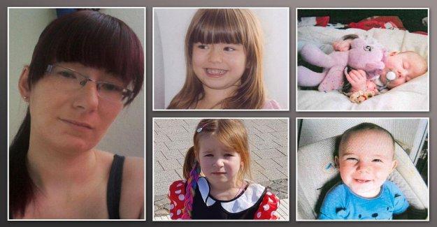 4e0fe9cbefaff La mère et les quatre Enfants disparus  Elle a dit qu elle était chez
