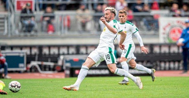 Le Borussia Mönchengladbach: Porte-Héros Josip Drmic